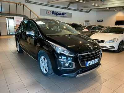 begagnad Peugeot 3008 1.6 BlueHDi EAT Euro 6 2016, SUV Pris 149 900 kr