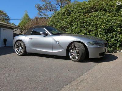 begagnad BMW Z4 2,5i -07