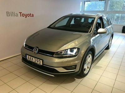 begagnad VW Golf Alltrack TSI 4Motion 180hk Bilia 24mån