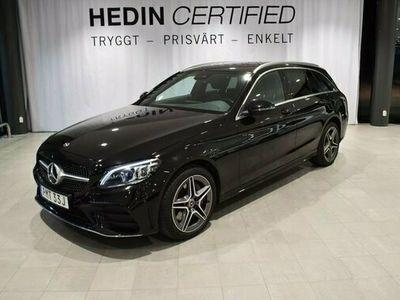 begagnad Mercedes C300 C BenzDE Amg-line premium paket 2020, Kombi Pris 449 900 kr