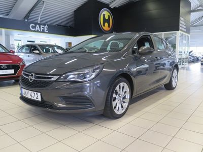 begagnad Opel Astra 0 Turbo Ecotec 5dr Enjoy