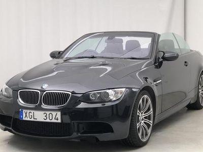 begagnad BMW M3 Cabriolet E93 2008, Cab 180 000 kr