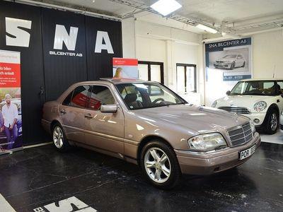 begagnad Mercedes C280 Automat 193hk