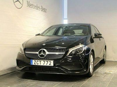 begagnad Mercedes A180