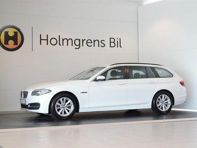 begagnad BMW 520 d Touring (184hk)