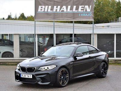 begagnad BMW M2 DCT M-Drivers Navi Taklucka 370hk