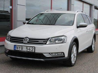 begagnad VW Passat Alltrack 2.0 TDI Aut 4-Moti
