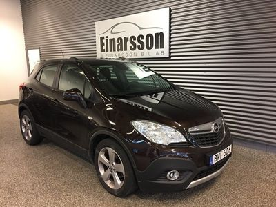 begagnad Opel Mokka 1.4T 140hk *V-hjul*Drag*En ägare*