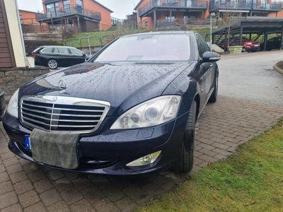 begagnad Mercedes S600L Exclusive Leather
