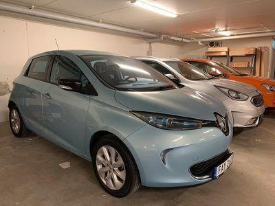 begagnad Renault Zoe R210 22 kWh / VHJUL / Batterihyra