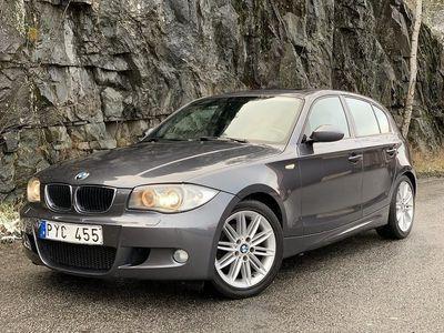 begagnad BMW 120 d 5-d 2äg M-Sport Advantage Comfort 177hk