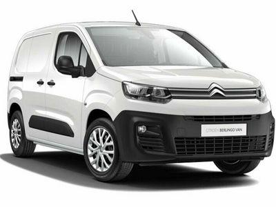begagnad Citroën Berlingo 1.5 BlueHDi Euro 6 102hk New Business