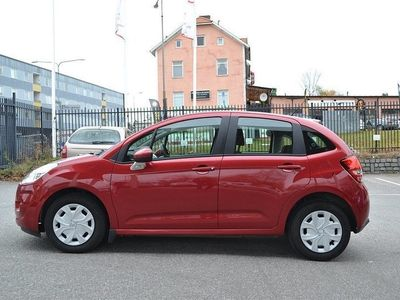 gebraucht Citroën C3 1,6 Hdi 90hk