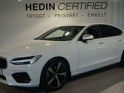 begagnad Volvo S90 T6 AWD Geartronic R-Design 320hk
