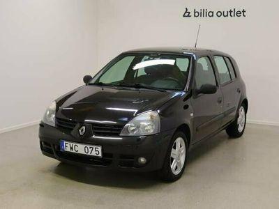 begagnad Renault Clio 1.2 Storia M-Värmare