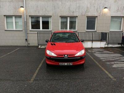 begagnad Peugeot 206 3-dörrar