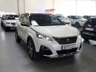 begagnad Peugeot 3008 GT Premium business 2 180hk *Ful -19