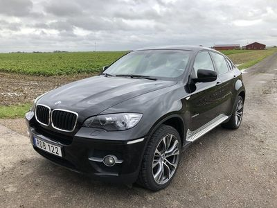 begagnad BMW X6 xDrive30d Steptronic M-Sportpaket -10