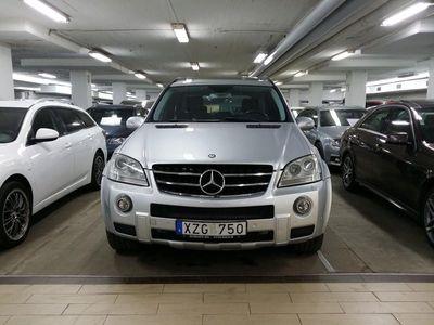 begagnad Mercedes ML63 AMG AMG 4MATIC AMG Plus 7G-T