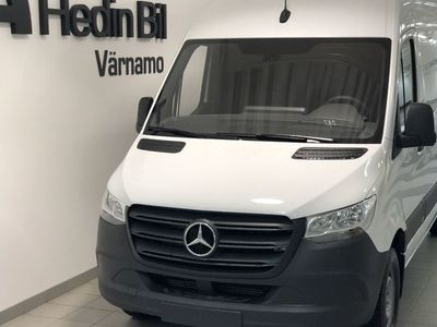 begagnad Mercedes Sprinter 316 CDI SKÅP