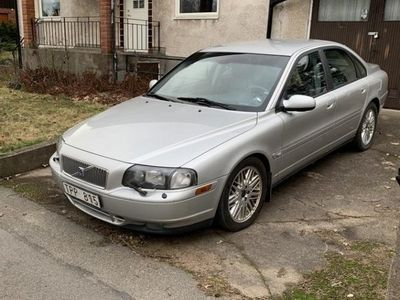 begagnad Volvo S80 T6 Business 274 hk nybes