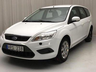 begagnad Ford Focus 1.8 Flexifuel Kombi