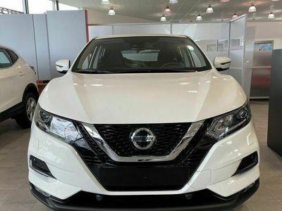 begagnad Nissan Qashqai Acenta 140hk Manuell