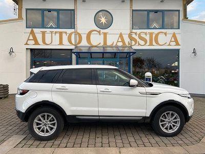 begagnad Land Rover Range Rover evoque SD4 AWD