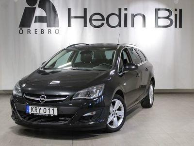 begagnad Opel Astra SPORT ST 1,4T 140hk MT 6
