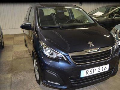 gebraucht Peugeot 108 1,0 Active VTi 5-dr