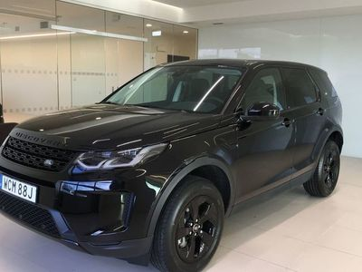 begagnad Land Rover Discovery Sport Signature FE D180
