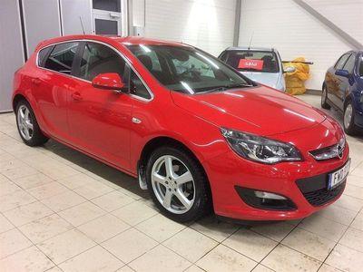 begagnad Opel Astra Drive 5D. 1,4 Turbo 140hk.