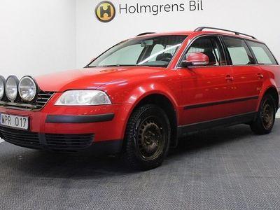 begagnad VW Passat Variant1.9 TDI 4-Motion 2005, Kombi 39 900 kr