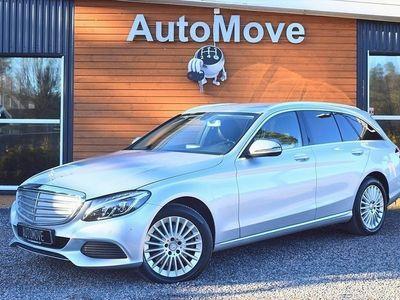 begagnad Mercedes C250 d 4MATIC