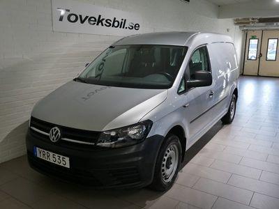 begagnad VW Caddy Maxi Skåp EU6 TDI 102HK EU