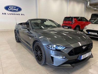 begagnad Ford Mustang GT 5.0 V8 450hk