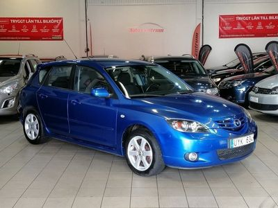begagnad Mazda 3 Sport 2.0 150hk 0:- KR Kontantinsats