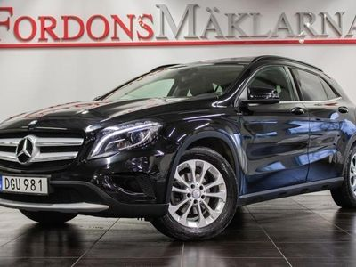 begagnad Mercedes GLA200 CDI AUT 136 HK