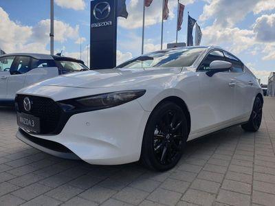 begagnad Mazda 3 2.0 (180hk) Tech Pack, Takspoiler