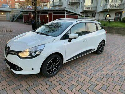 begagnad Renault Clio Sport Tourer 0.9 TCe Euro 6
