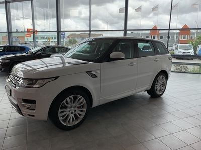begagnad Land Rover Range Rover Sport 3,0L SDV6 / 306 hk ****SÅLD**** 2016, SUV 559 000 kr
