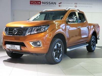 begagnad Nissan Navara TEKNA SUNROOF (NYA MODELLEN) 2,3 DCI AUT