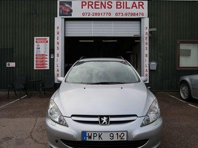 begagnad Peugeot 307 Break 2.0 XR 136hk -05