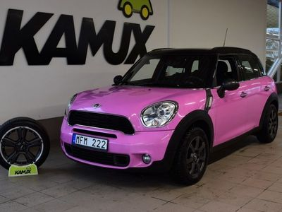 begagnad Mini Cooper SD Countryman ALL4 Manuell, 143hk