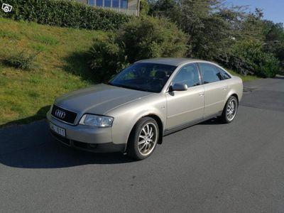 begagnad Audi A6 2.4 Quattro, Lågmil -02