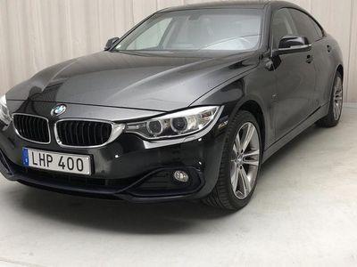 begagnad BMW 420 Gran Coupé 4-serien i xDrive F36