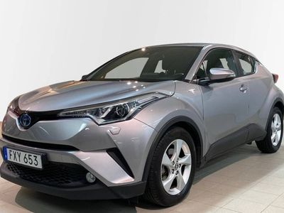 begagnad Toyota C-HR 1,8 HYBRID ACTIVE