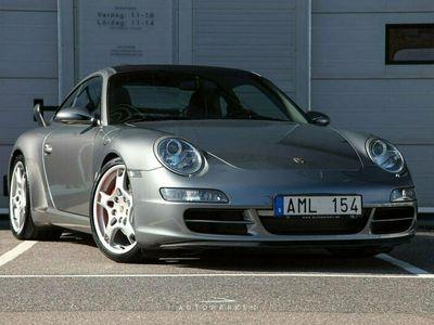 begagnad Porsche 911 Carrera S 997 355hk GT3 Aero vinge Nyservad