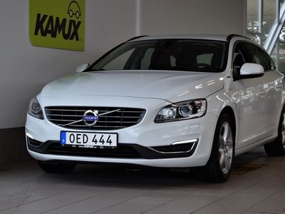 brugt Volvo V60 D5 AWD TWIN ENGINE MOMENTUM