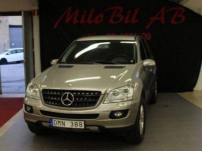brugt Mercedes ML320 CDI 4MATIC 7G-Tronic 224 -08